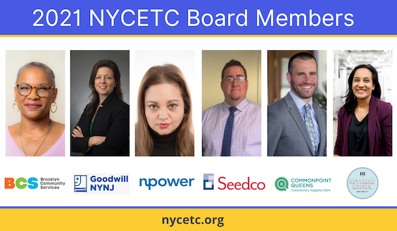 Seedco's Executive Director Joins NYCETC Board of Directors